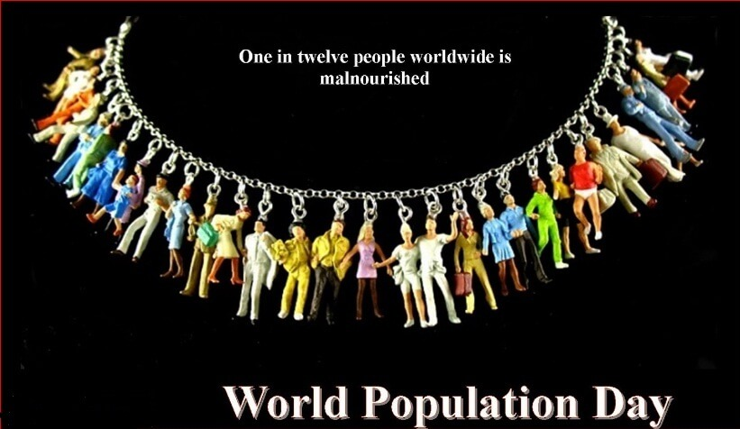 world population day 2018 essay, slogan, quotes